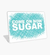 Come On Now Sugar Laptop Skin