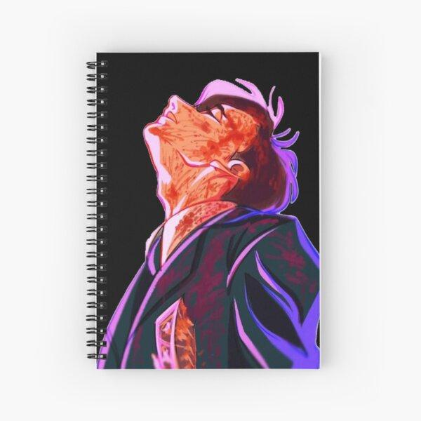 Obra de Aidan Gallagher Cuaderno de espiral