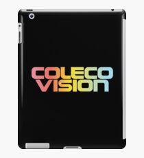 ColecoVision logo iPad Case/Skin