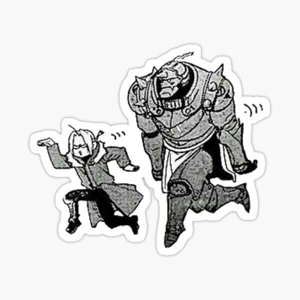 Dumb brothers Sticker