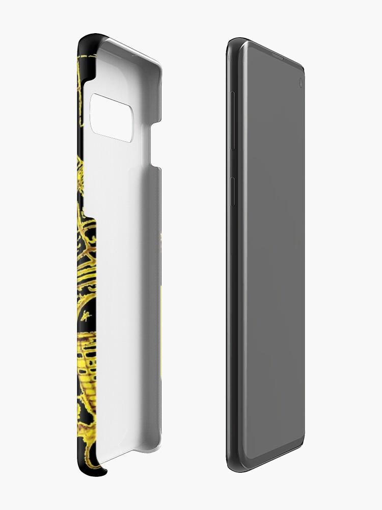 Alternative Ansicht von Dojo-Häschen Hülle & Klebefolie für Samsung Galaxy