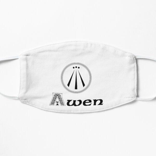 Awen Flache Maske