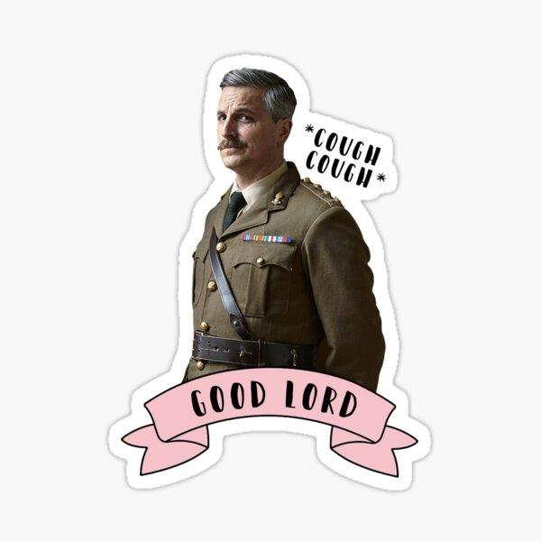 good lord Sticker