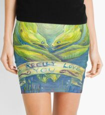 Reel Love Mini Skirt
