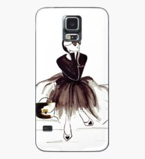 Wool and Tulle Case/Skin for Samsung Galaxy