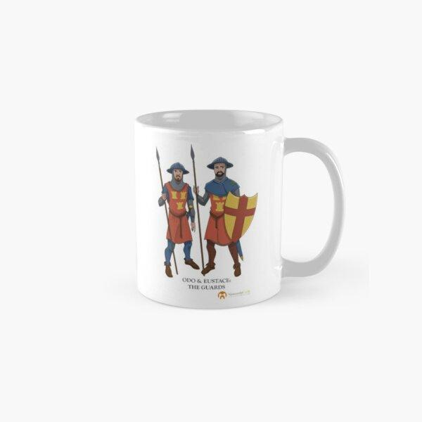 Medieval Guards of Newcastle Castle Classic Mug