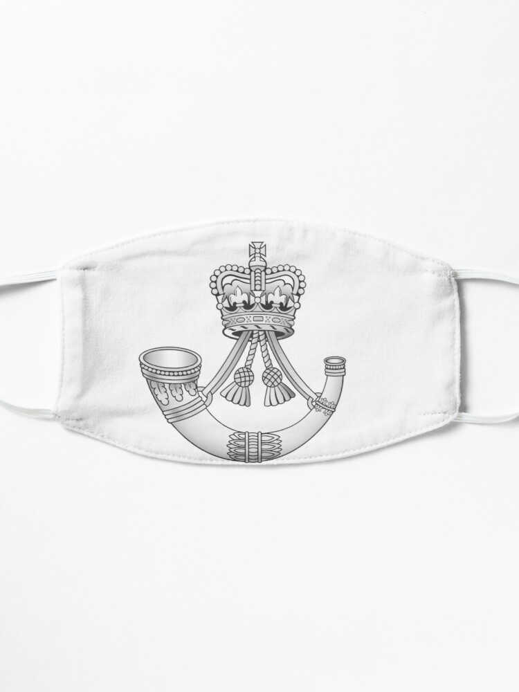 Alternate view of The Rifles Mask