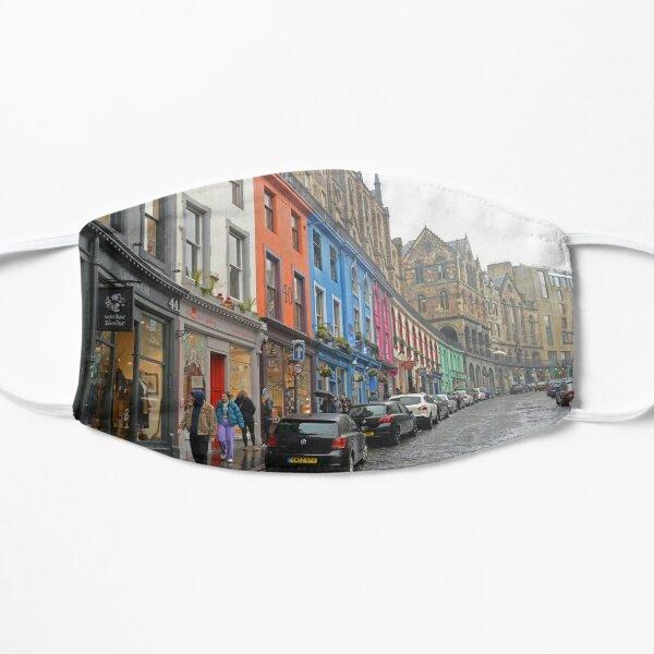Princes St. Edinburgh Flat Mask