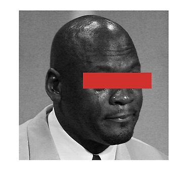 MJ Crying Meme - Red Eyes by ericjohanes