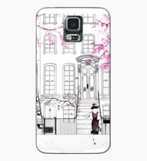 Holly Hailing a Cab Case/Skin for Samsung Galaxy