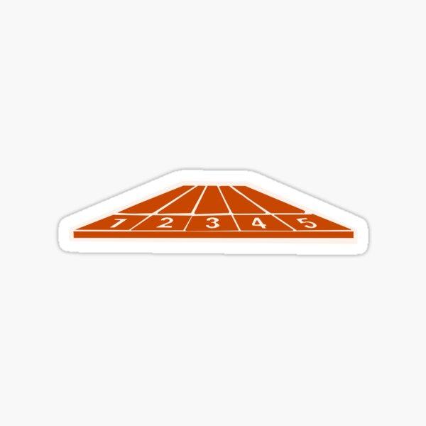 Track  Sticker
