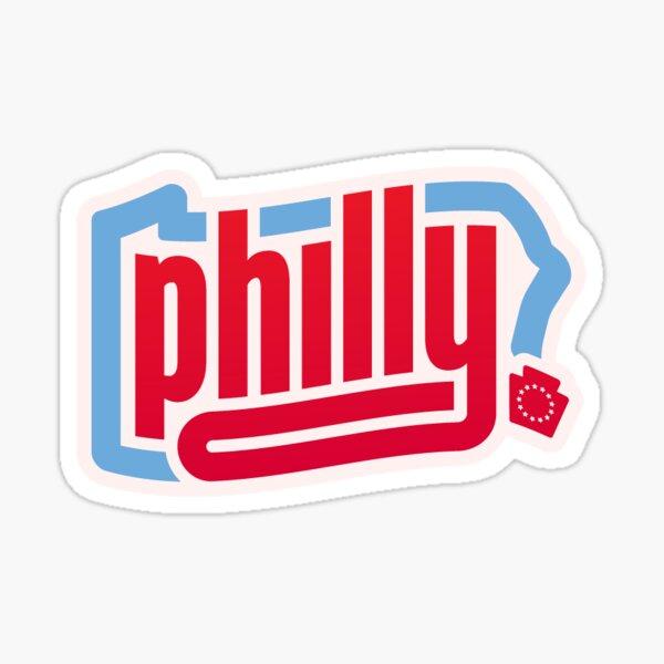 232. Philadelphia, PA Sticker