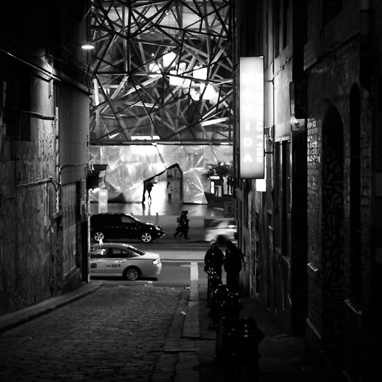 Sunday night in the city by KerrieMcSnap
