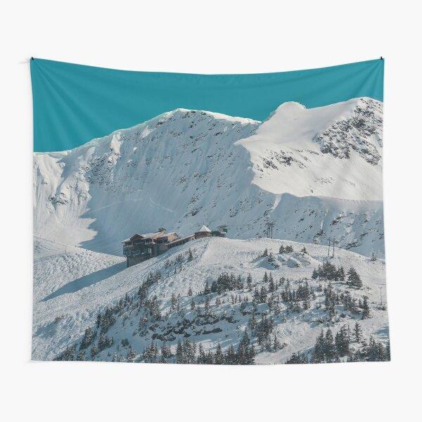 Mt. Alyeska Ski Resort - Alaska Tapestry