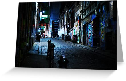 Hosier Lane by KerrieMcSnap