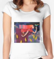 Sublimidad Women's Fitted Scoop T-Shirt