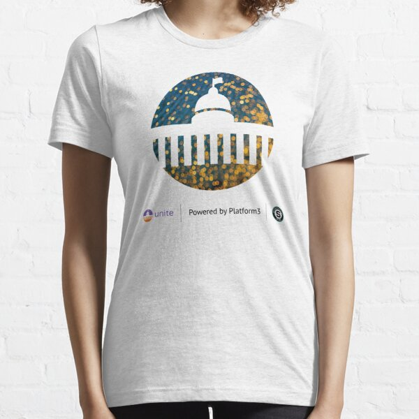 Unite: Powered by Platform3 Essential T-Shirt