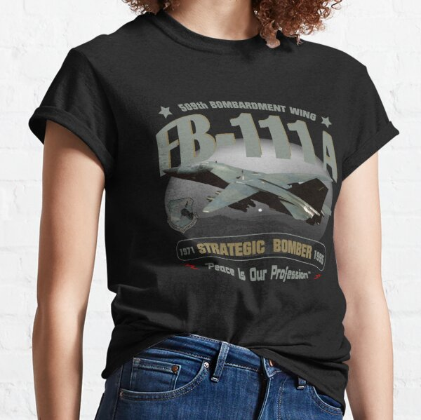 FB-111A Strategic Bomber 509th, Pease AFB Classic T-Shirt