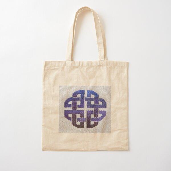 Celtic cross Cotton Tote Bag