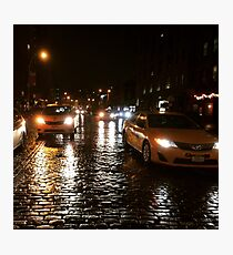 I love NY Photographic Print