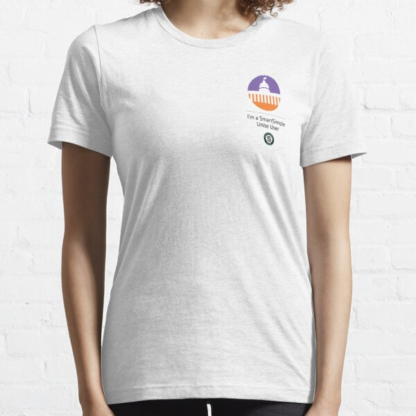 I'm a SmartSimple Unite User Essential T-Shirt