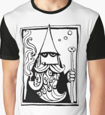 Compassion Wizard Graphic T-Shirt
