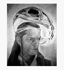 Elrond, Lord of Rivendell Photographic Print
