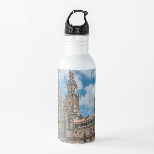 Santiago de Compostela - España Botella de agua