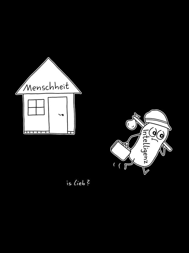 Bye islieb-Cartoon von islieb