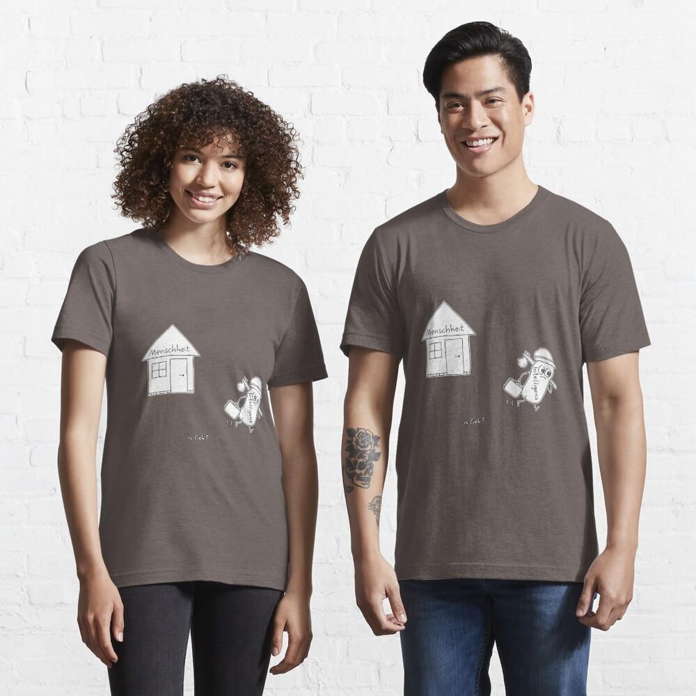 Bye islieb-Cartoon Essential T-Shirt