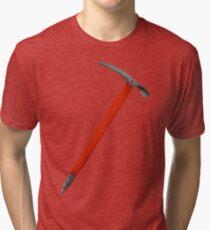 Ice Axe Tri-blend T-Shirt