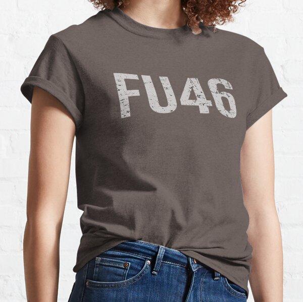 FU46 buck fiden Anti Joe Biden Joe Biden Sucks  2020 men and women Classic T-Shirt