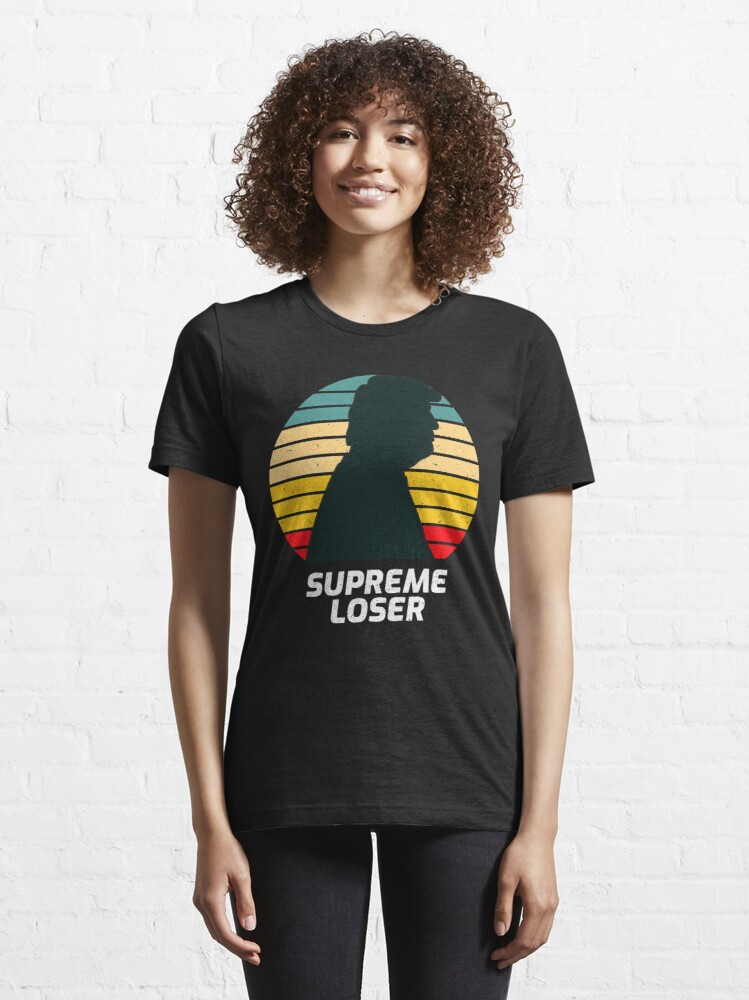 Alternate view of Supreme loser Essential T-Shirt