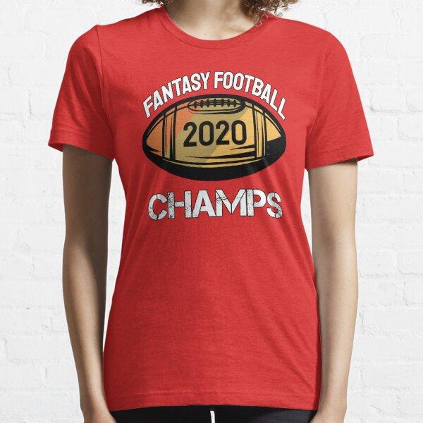 2020 Fantasy Football Champs Essential T-Shirt