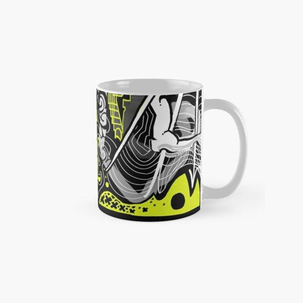 Abstract graphic design - 'My Love' Classic Mug