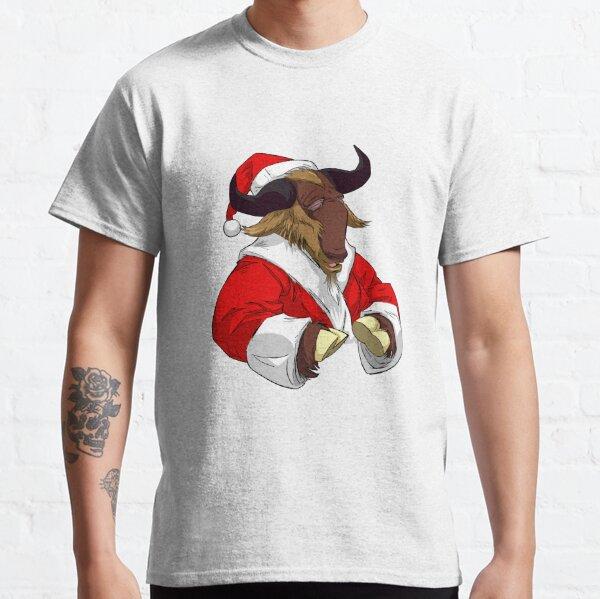 Santa Claus GNU Classic T-Shirt