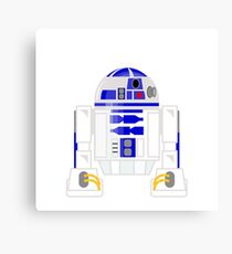 Artoo Unit Canvas Print