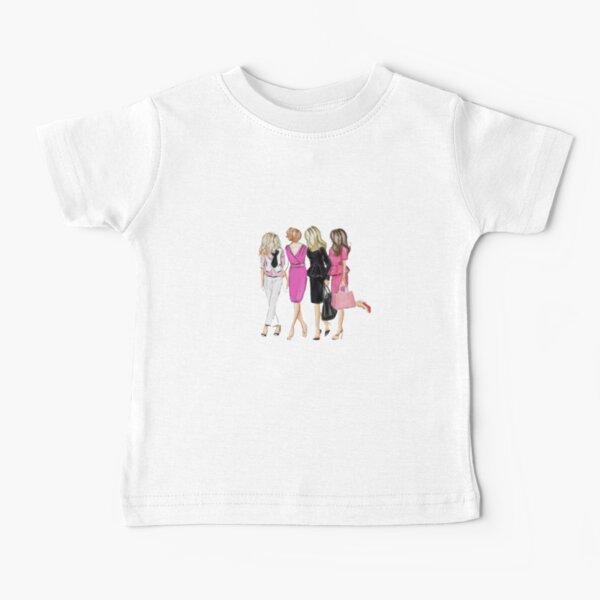 SEXE ET LA VILLE T-shirt bébé