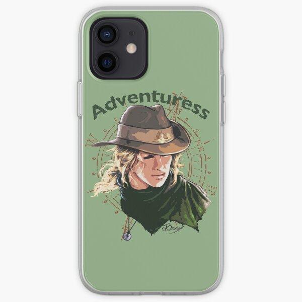 Merona Grant, adventuress iPhone Soft Case