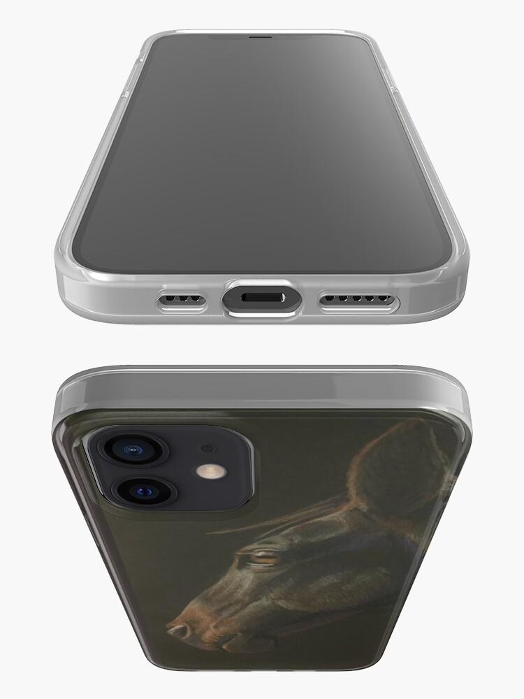 Alternate view of Quarter Horse iPhone Case & Cover