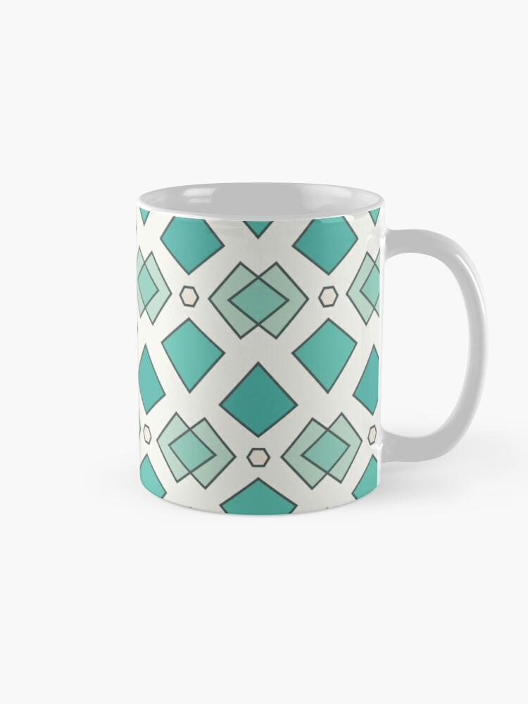 Alternate view of Abstract pattern Mug
