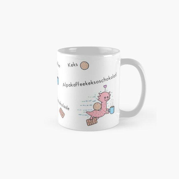 Alpaka-Axolotl-Kaffee-Kombo Tasse (Standard)