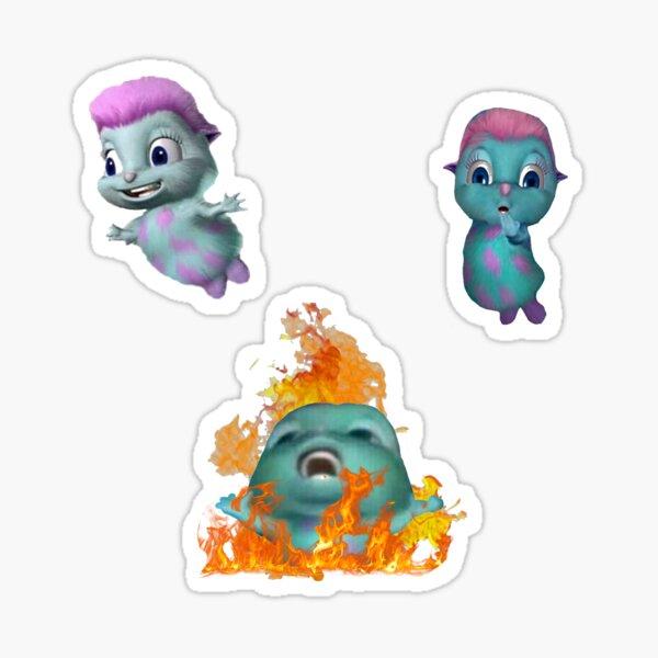 bibble sticker pack Sticker