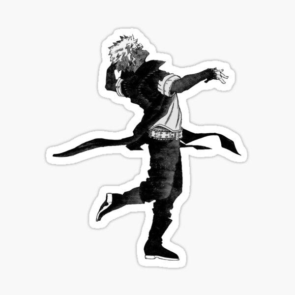 Quel grand danseur Sticker