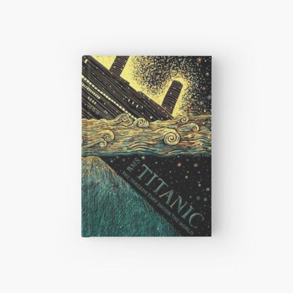 Titanic Hardcover Journal