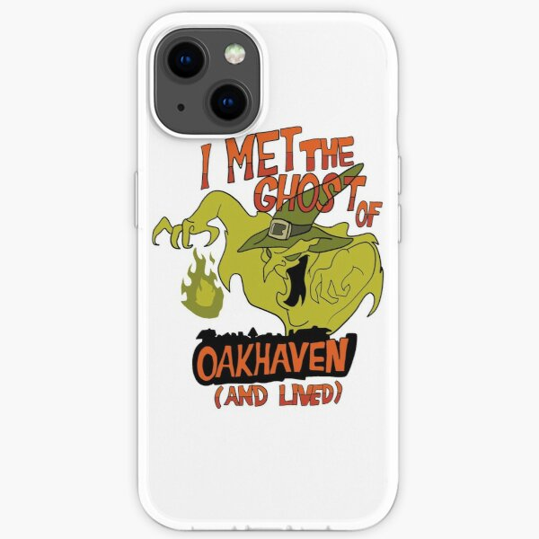 I Met the Ghost of Oakhaven and Lived iPhone Soft Case