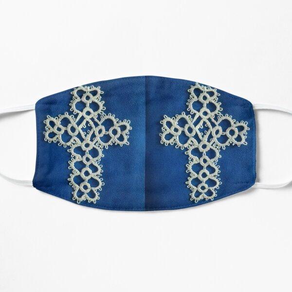 My Cross to Bear Witness (Cobalt Blue) Flat Mask