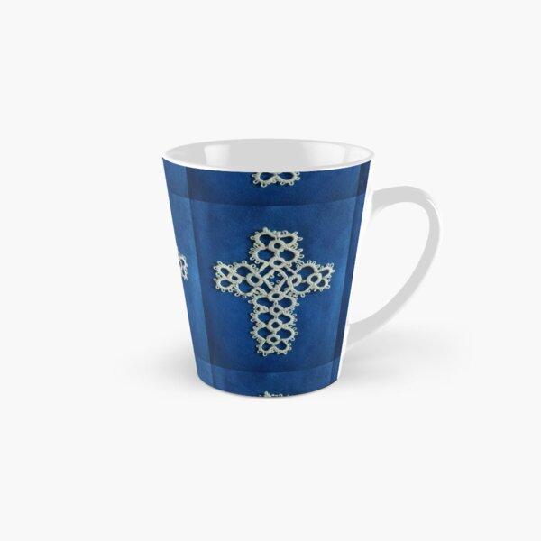 My Cross to Bear Witness (Cobalt Blue) Tall Mug