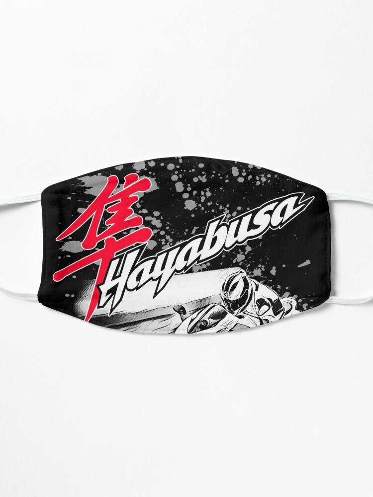 Masque ''Suzuki Hayabusa GSX1300R': autre vue