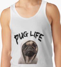 Camisetas de tirantes para hombre Vida Pug